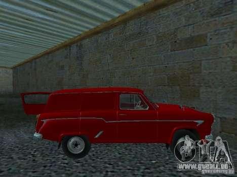 Moskvich 430 pour GTA San Andreas laissé vue