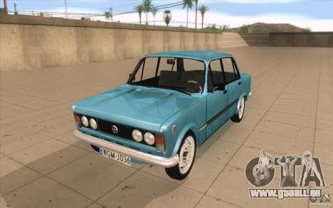 Fiat 125p für GTA San Andreas