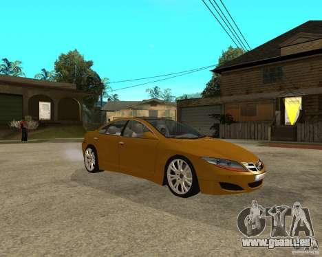 VC Viola II pour GTA San Andreas vue de droite