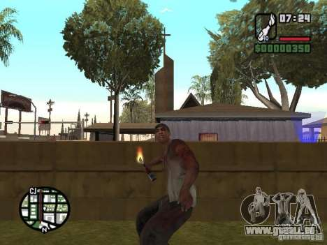 Markus young für GTA San Andreas elften Screenshot