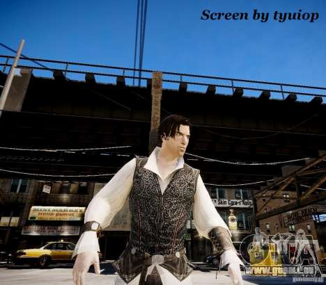 Assasins Creed 2 Young Ezio pour GTA 4