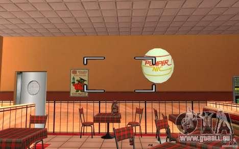 Pumper Nic Mod pour GTA San Andreas sixième écran