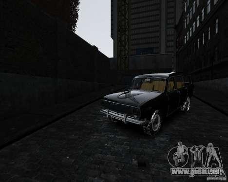 Gaz-24-02 pour GTA 4