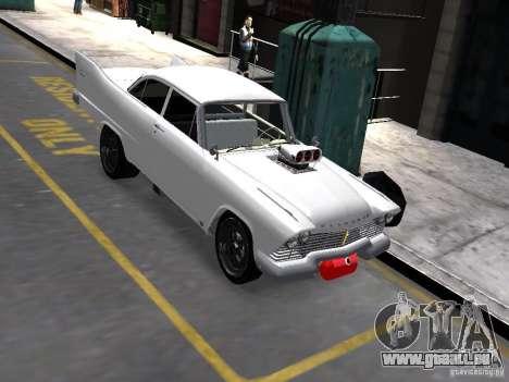 Plymouth Savoy 57 pour GTA 4 roues