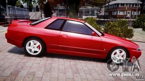Nissan Skyline R32 GTS-t 1989 [Final] pour GTA 4 est une gauche