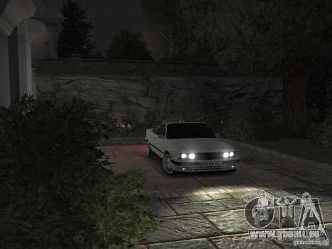 BMW 3-er E30 pour GTA 4 est un côté