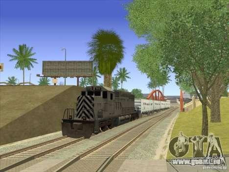Wagon-tombereau 12-196-01 pour GTA San Andreas laissé vue