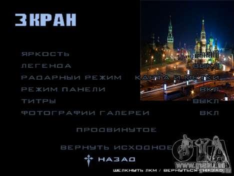 Écran de démarrage de Moscou pour GTA San Andreas neuvième écran