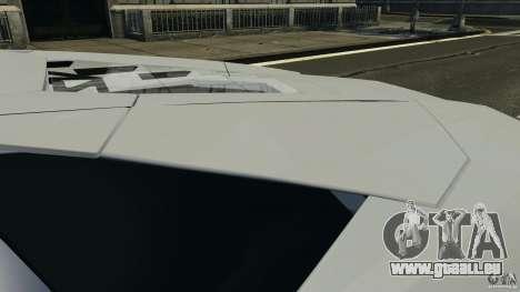 Lamborghini Reventon 2008 v1.0 [EPM] für GTA 4 Innen