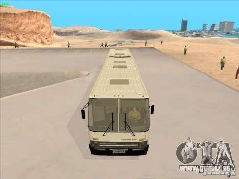 IKARUS 280.03 pour GTA San Andreas vue arrière