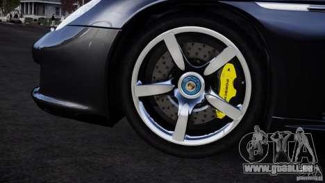 Porsche Carrera GT V1.1 [EPM] pour GTA 4 est un droit