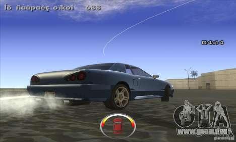 CLEO DRIFT Beta für GTA San Andreas zweiten Screenshot