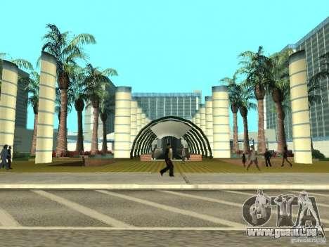 Neue Texturen für die High Roller Casino für GTA San Andreas