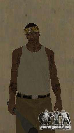 Los Santos Vagos (Skin pack) pour GTA San Andreas troisième écran