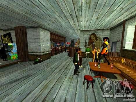 Mod Beber Cerveja V2 für GTA San Andreas elften Screenshot