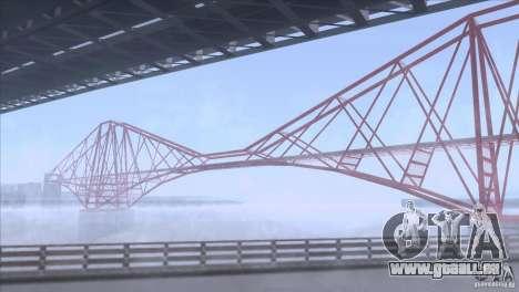 BM Timecyc v1.1 Real Sky pour GTA San Andreas neuvième écran