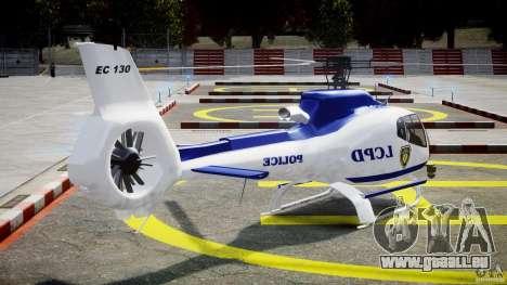Eurocopter EC 130 LCPD pour GTA 4