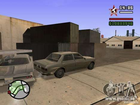ENBSeries für GForce 5200 FX v3. 0 für GTA San Andreas her Screenshot