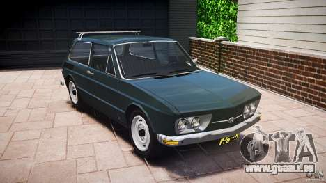 Volkswagen Brasilia für GTA 4