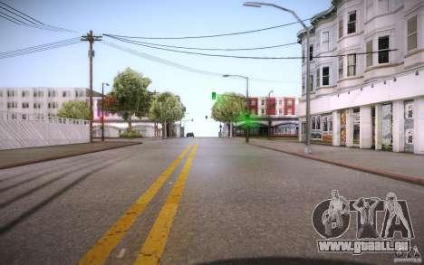 New Graphic by musha v2.0 pour GTA San Andreas deuxième écran