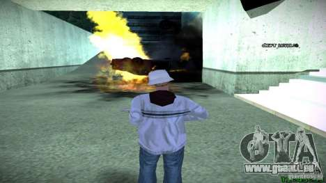 Neue Effekte 1.0 für GTA San Andreas