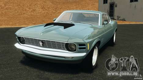 Ford Mustang Boss 429 pour GTA 4