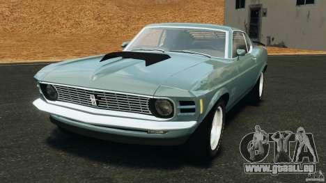 Ford Mustang Boss 429 für GTA 4