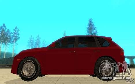 Wheel Mod Paket pour GTA San Andreas sixième écran