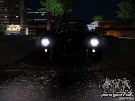 Shelby Cobra 427 pour GTA San Andreas moteur