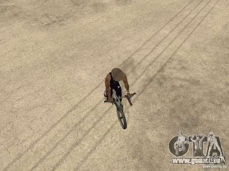 Masquer-get armes dans la voiture pour GTA San Andreas cinquième écran
