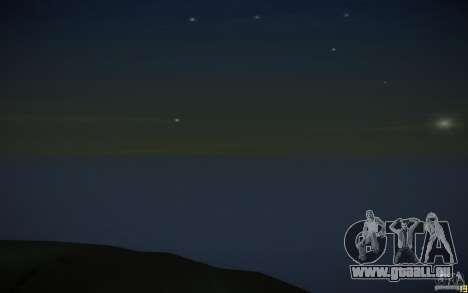 HD Wasser v3. 0 für GTA San Andreas fünften Screenshot