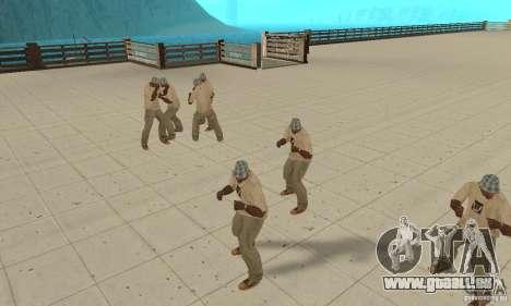Eine Menge von CJ für GTA San Andreas fünften Screenshot