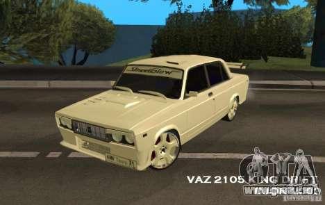 VAZ 2105 Drift King für GTA San Andreas