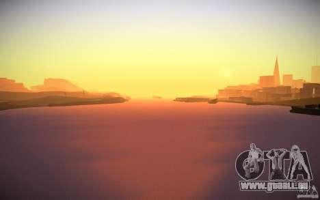 HD Water v4 Final pour GTA San Andreas