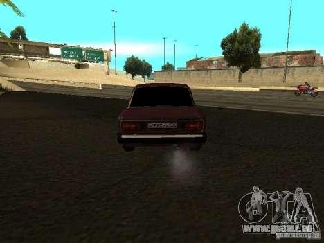 VAZ 21063 für GTA San Andreas rechten Ansicht