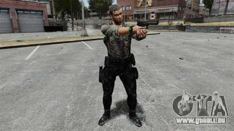 Sam Fisher-v8 für GTA 4 weiter Screenshot