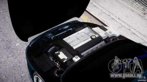 Fiat Coupe 2000 pour GTA 4 est un côté