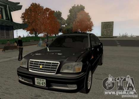 Toyota Crown Majesta S170 pour GTA San Andreas