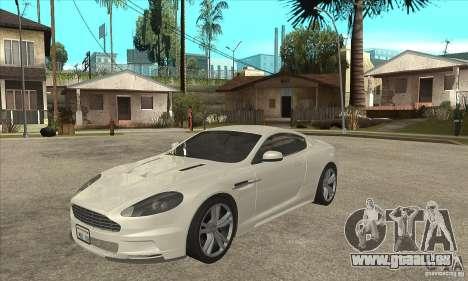 Aston Martin DBS pour GTA San Andreas