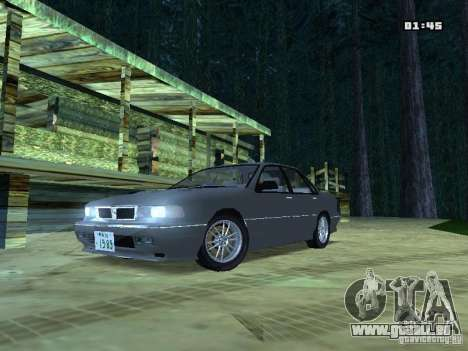 Mitsubishi Galant VR-4 1989 pour GTA San Andreas