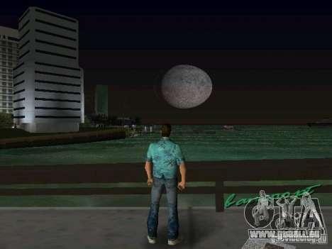 Nouveaux effets GTA Vice City pour la troisième écran