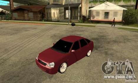 VAZ Lada Priora 2172 LT pour GTA San Andreas