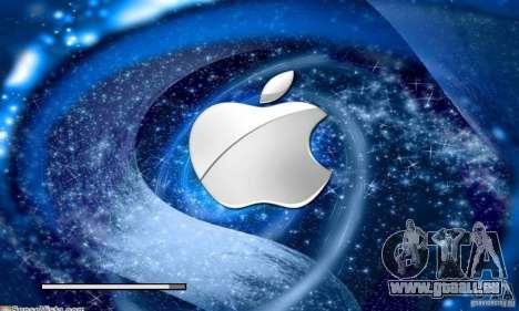 Die Apple-Boot-Bildschirm für GTA San Andreas fünften Screenshot