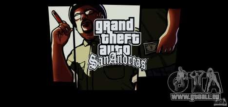 HD Loadscreens v1.01 für GTA San Andreas zweiten Screenshot