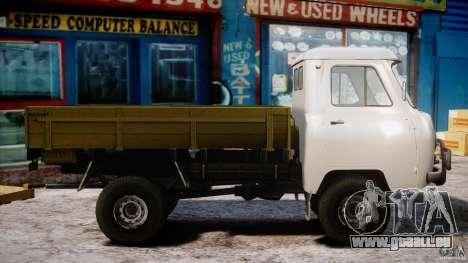 UAZ 451DM für GTA 4 Rückansicht
