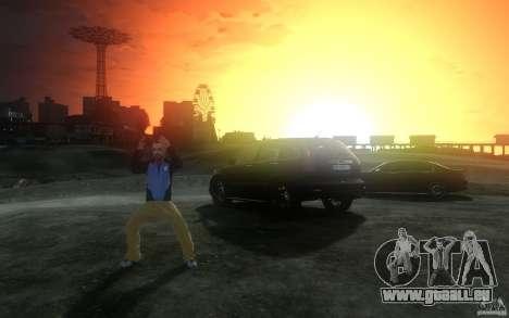 Menü- und Boot-Bildschirme von Liberty City in G für GTA San Andreas achten Screenshot