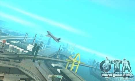 Revitalisierende Flughäfen für GTA San Andreas her Screenshot