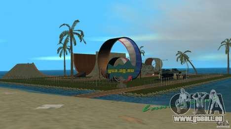 Bobeckas Park für GTA Vice City
