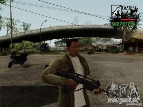 Katiba für GTA San Andreas zweiten Screenshot