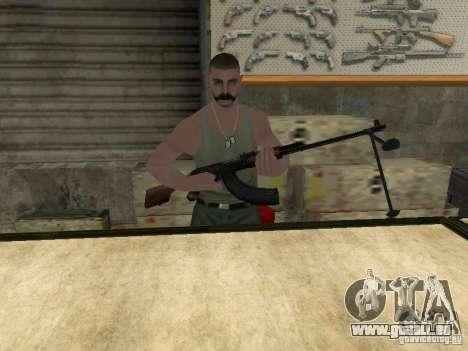 DIE PKK für GTA San Andreas fünften Screenshot